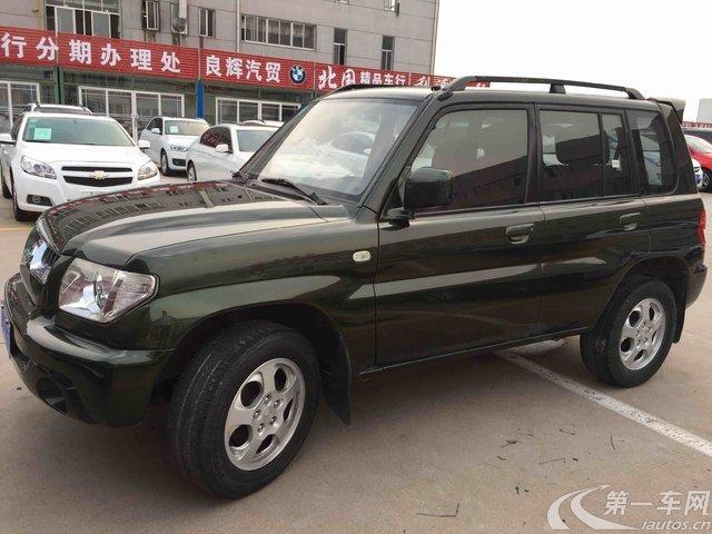 长丰飞腾 2013款 2.0L 手动 后驱 经典版标准型 (国Ⅳ)