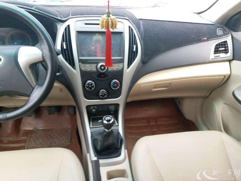 比亚迪F3 2014款 1.5L 手动 舒适型 (国Ⅳ)