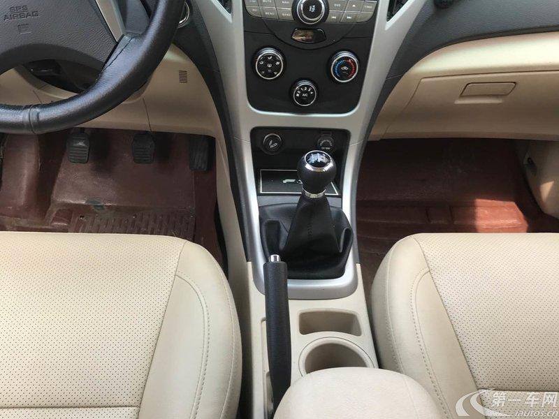 比亚迪F3 2014款 1.5L 手动 豪华型 (国Ⅳ)