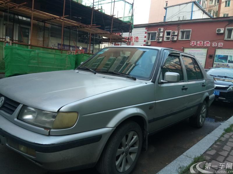 大众捷达 2002款 1.6L 手动 汽油 前卫安全升级版 (国Ⅱ)