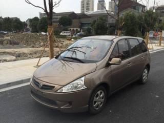 东风景逸SUV 1.6L 手动 舒适型