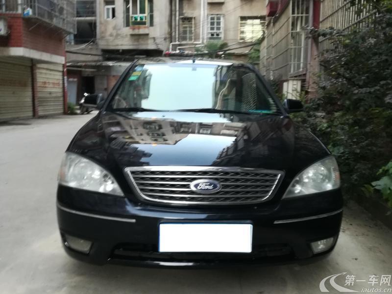 福特蒙迪欧 2005款 2.0L 自动 尊贵型新装型 (国Ⅲ)