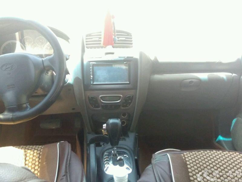 华泰圣达菲 2006款 2.0T 自动 四驱 豪华型 (国Ⅲ)