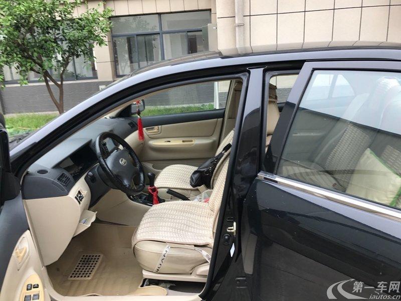比亚迪F3 2013款 1.5L 手动 舒适型 (国Ⅳ)