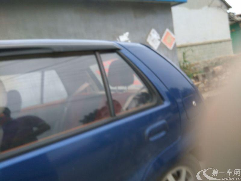 天津一汽夏利A+ 2011款 1.0L 手动 无空调 (国Ⅳ)