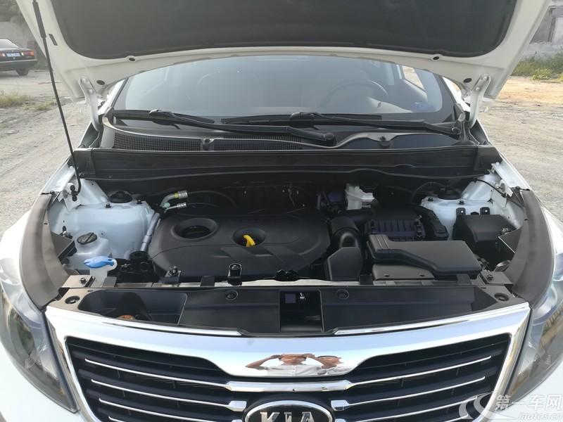 起亚智跑 2015款 2.0L 自动 前驱 GLS (国Ⅳ)