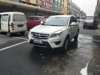 北京汽车绅宝X65 2.0T 手动 舒适版