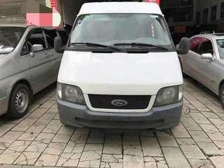 福特全顺 2.8L 手动 长轴中顶普通型