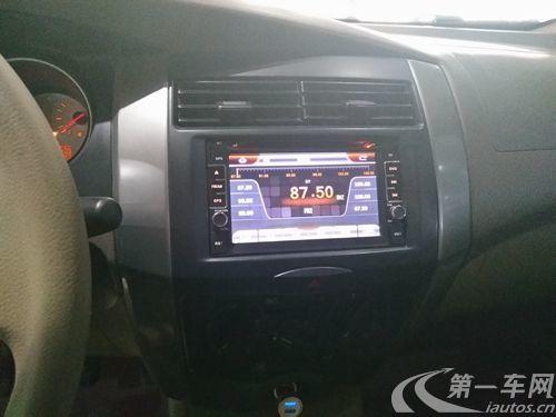 日产骊威 2010款 1.6L 手动 GI劲悦版全能型 (国Ⅲ带OBD)