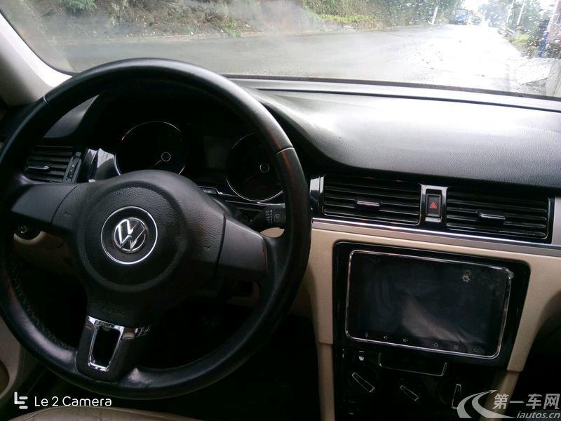 大众宝来 2014款 1.6L 手动 4门5座三厢车 舒适型 (国Ⅳ)