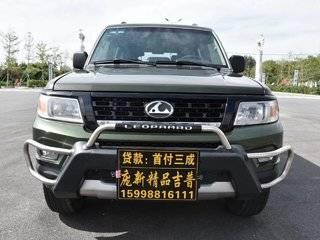 长丰猎豹Q6 2.4L 手动 四驱版