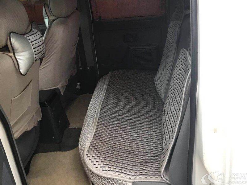 长丰飞铃多功能车 2008款 2.8L 手动 柴油 (国Ⅲ带OBD)