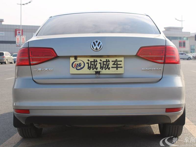 大众速腾 2015款 1.6L 自动 时尚型 (国Ⅴ)