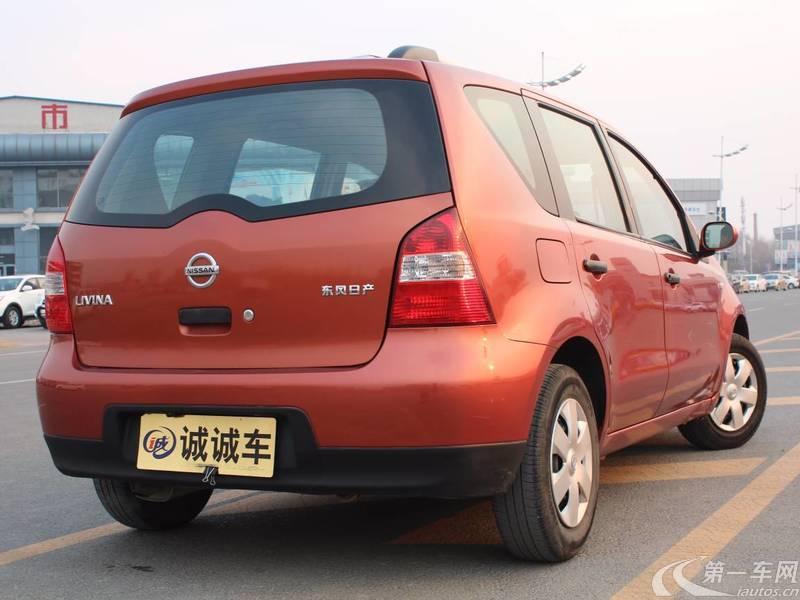 日产骊威 2007款 1.6L 手动 GE全能型 (国Ⅲ)