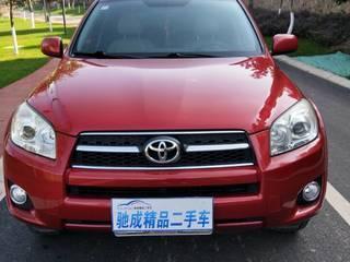 丰田RAV4 2.4L 自动 豪华升级型