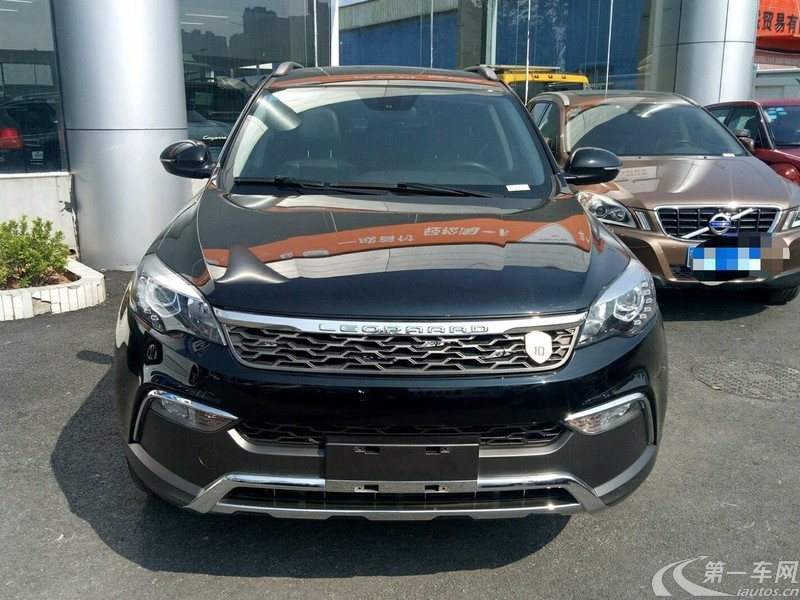 长丰猎豹CS10 2016款 2.0T 自动 豪华型 (国Ⅳ)
