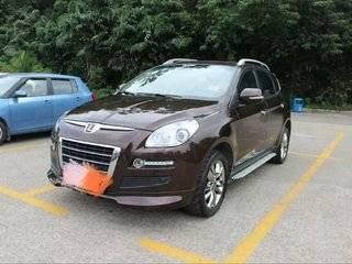 纳智捷大7 SUV 2.2T 自动 锋芒进化智尊