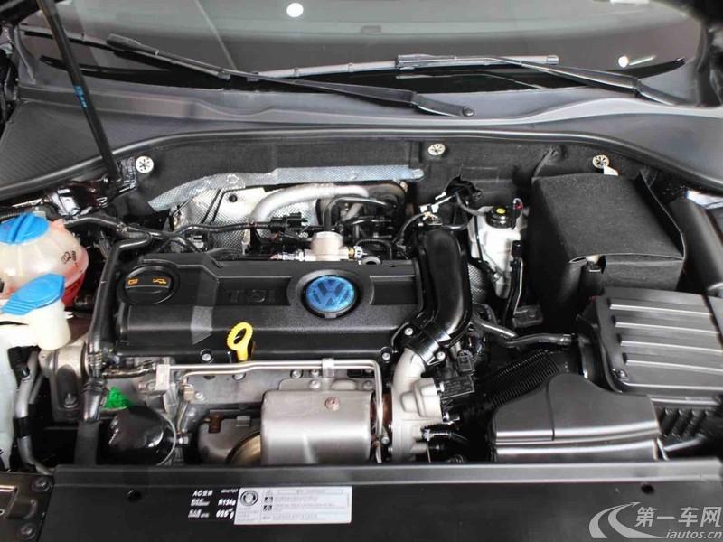 大众帕萨特 2015款 1.4T 自动 汽油 尊荣版 (国Ⅴ)