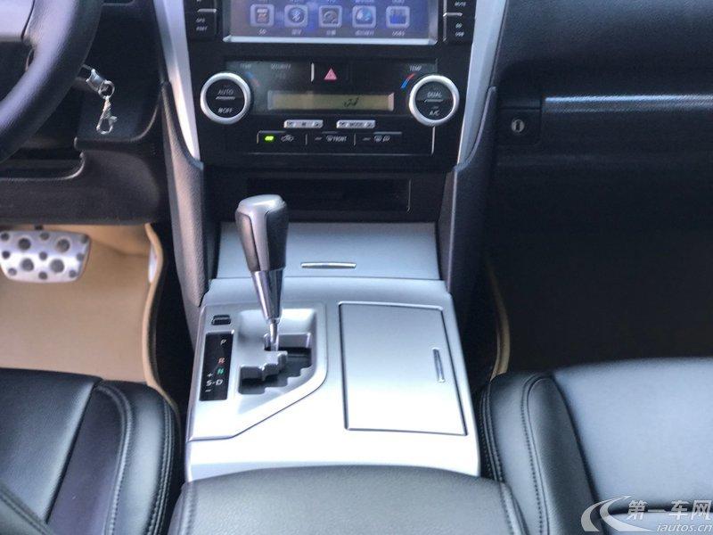 丰田凯美瑞 2013款 2.0L 自动 舒适版 (国Ⅴ)
