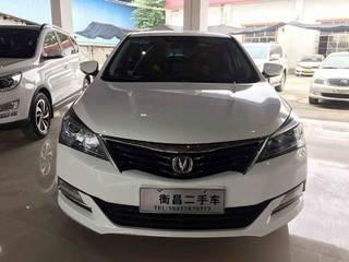 长安悦翔V7 1.6L 手动 乐享型