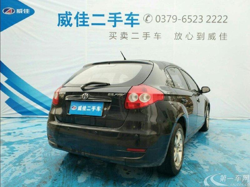 中华骏捷FRV 2008款 1.3L 手动 豪华型 (国Ⅳ)