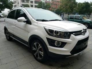 北京汽车绅宝X25 1.5L 手动 精英版