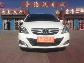 北京汽车E系 1.5L 手动 乐尚版