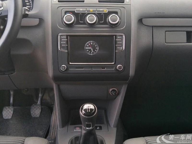大众途安 2015款 1.4T 手动 5座 汽油 风尚版 (国Ⅳ)