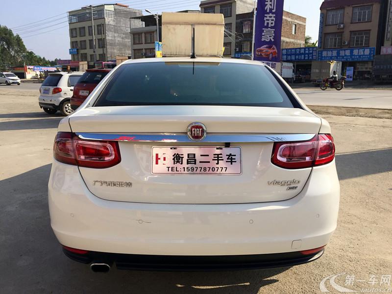 菲亚特菲翔 2012款 1.4T 自动 悦享版 (国Ⅳ)