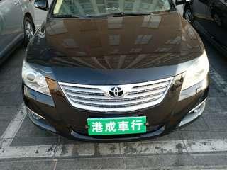 丰田凯美瑞 200E 2.0L 自动 精英型