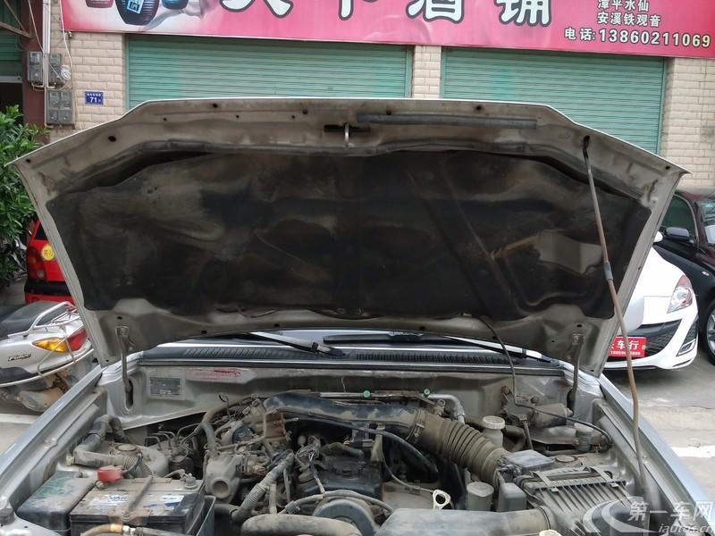 长丰飞腾 2005款 2.0L 手动 四驱 豪华型C (国Ⅱ)