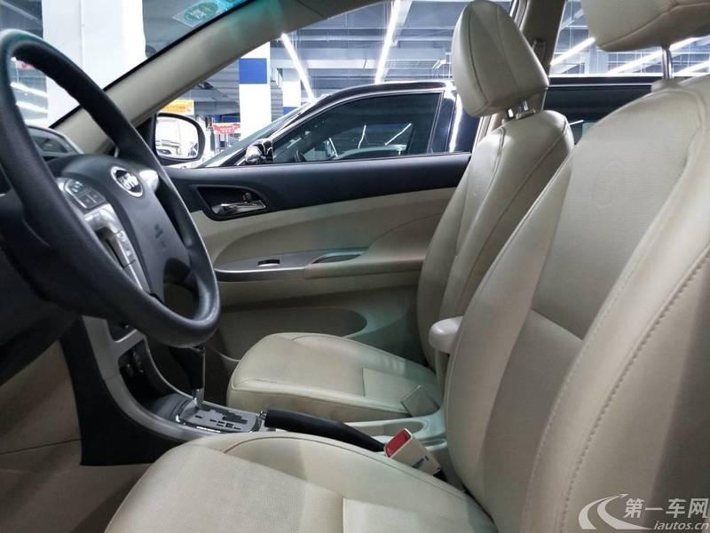 比亚迪F3 2014款 1.5L 自动 尊贵型 (国Ⅴ)