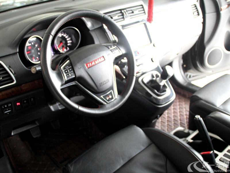 长城哈弗H6 2013款 1.5T 手动 前驱 运动版尊贵型 (国Ⅳ)