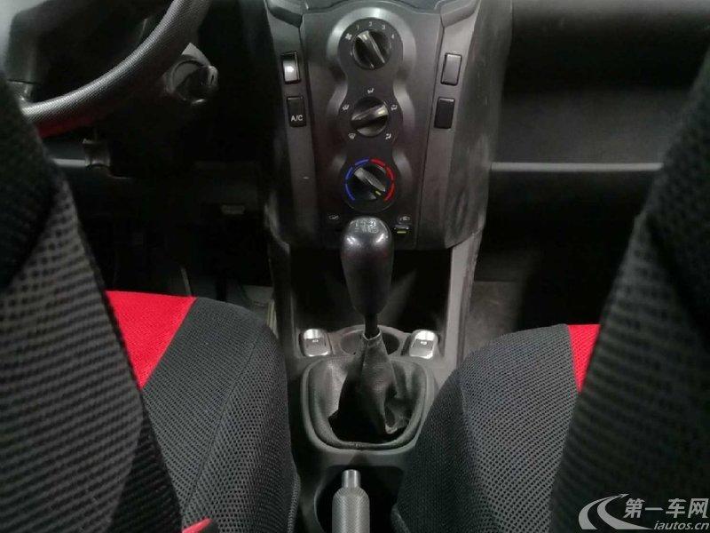 比亚迪F0 尚酷版 2011款 1.0L 手动 铉酷型 (国Ⅳ)