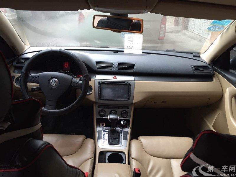 大众迈腾 2007款 1.8T 自动 汽油 豪华型 (国Ⅲ)