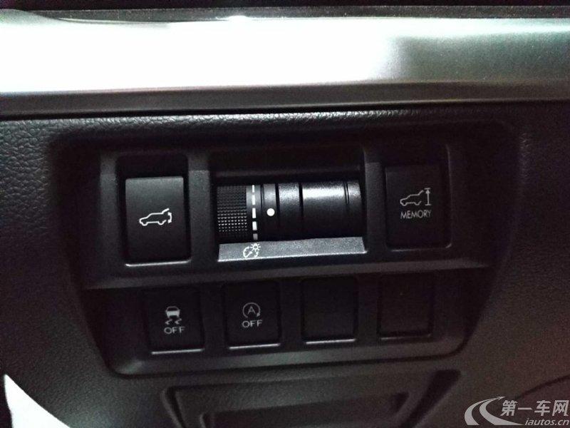 斯巴鲁傲虎 [进口] 2015款 2.5L 自动 四驱 豪华导航版