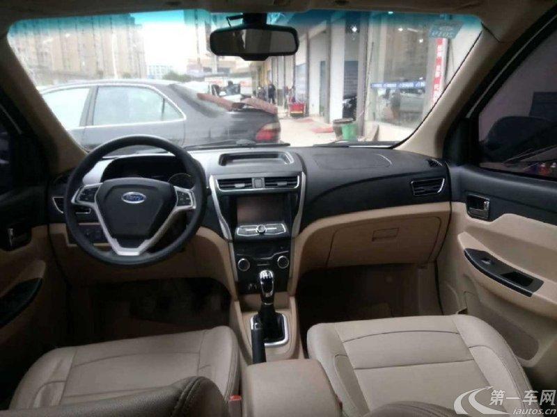 开瑞K50 S 2016款 1.5L 手动 豪华型 (国Ⅳ)
