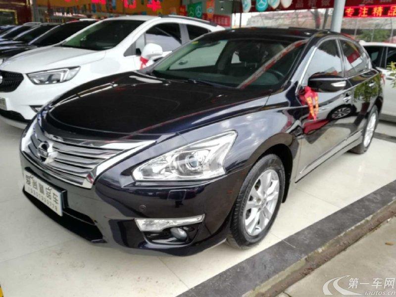 日产2013款 2.5L 自动 NAVI豪华版 (国Ⅳ)