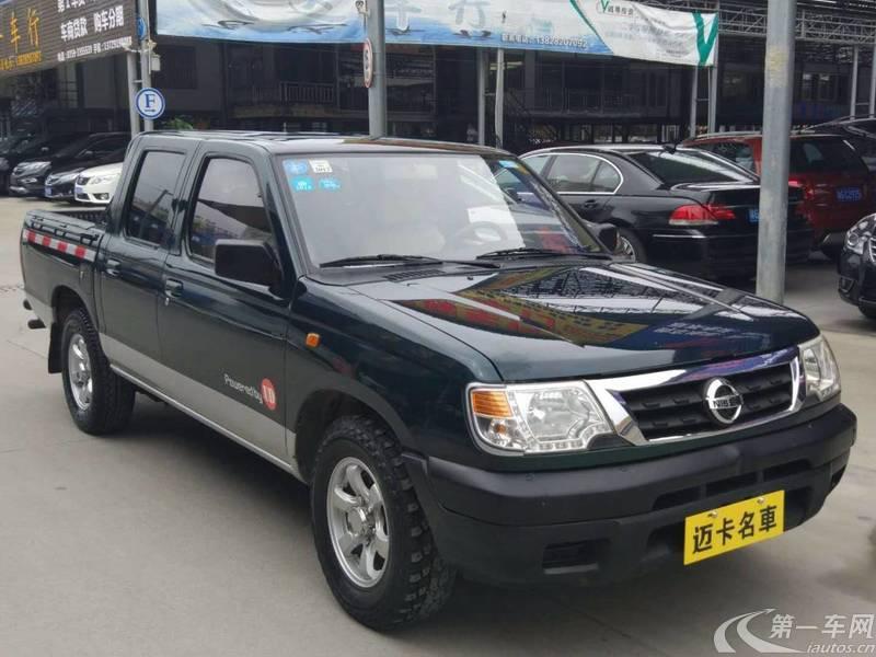 日产锐骐皮卡 2013款 2.2T 手动 柴油 标准型 (国Ⅳ)