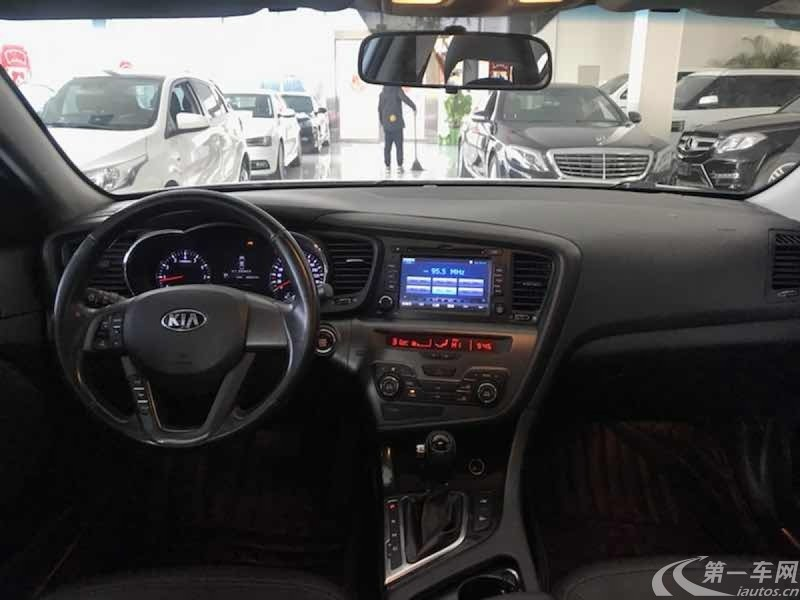 起亚K5 2012款 2.0L 自动 DLX (国Ⅳ)