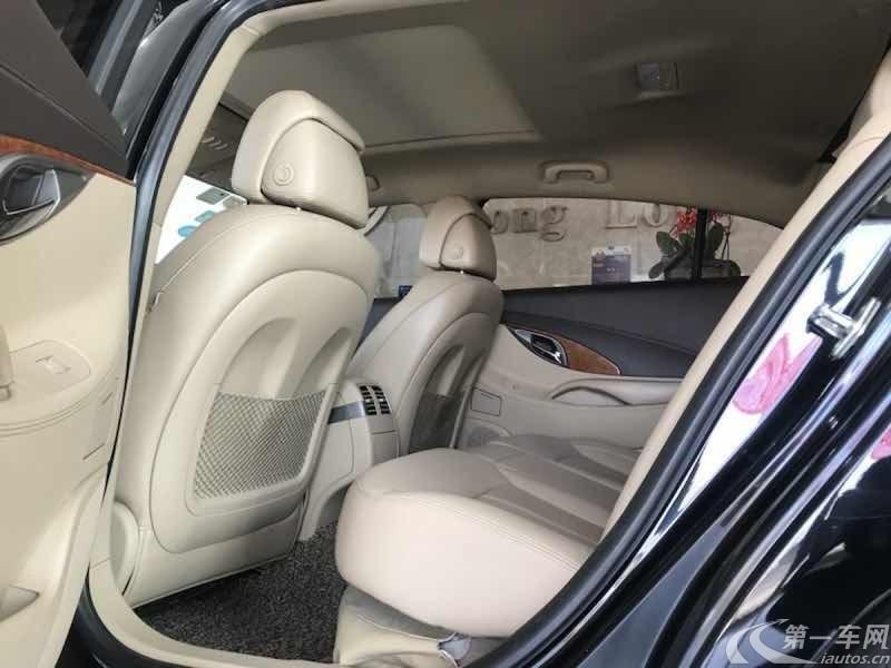 别克君越 2011款 2.4L 自动 舒适天窗版 (国Ⅳ)