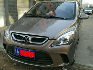 北京汽车1.3L 手动 乐天版