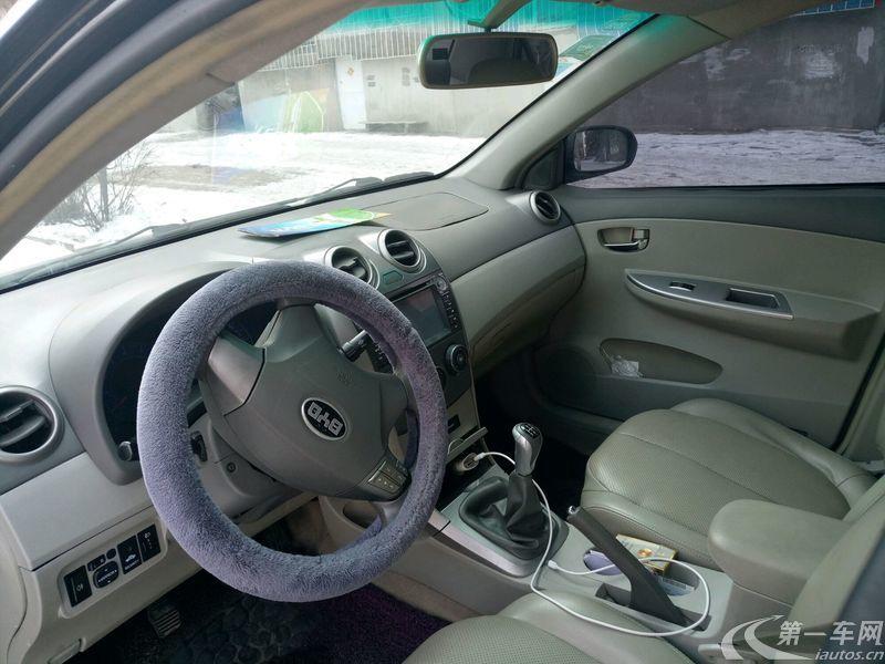 比亚迪G3 2011款 1.5L 手动 豪雅型 (国Ⅲ带OBD)