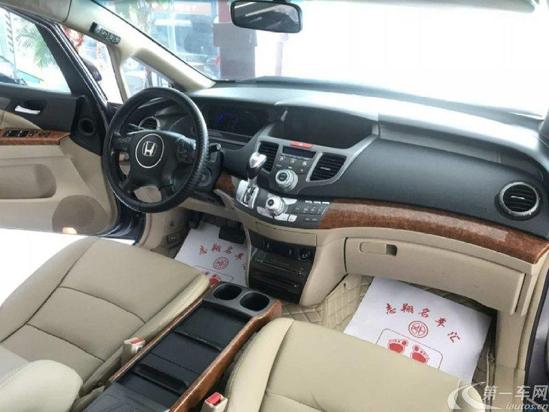 本田奥德赛 2008款 2.4L 自动 7座 标准型 (国Ⅳ)