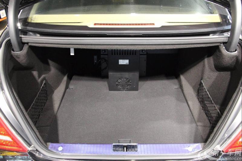 巴博斯S级 [进口] 2014款 3.0T 自动