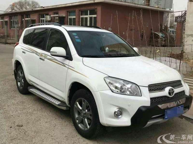 丰田RAV4 2011款 2.4L 自动 四驱 至臻版 (国Ⅳ)