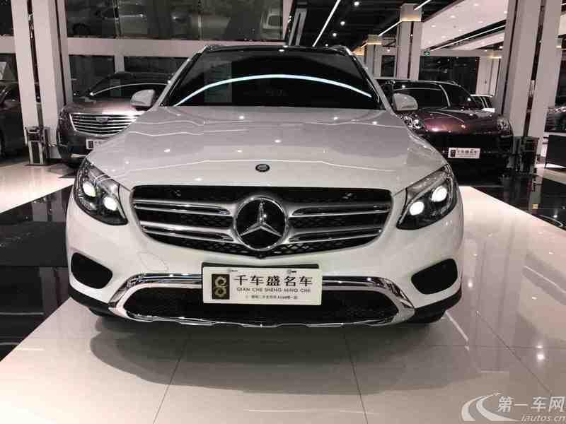 奔驰GLC GLC300 2016款 2.0T 自动 豪华型 (国Ⅴ)