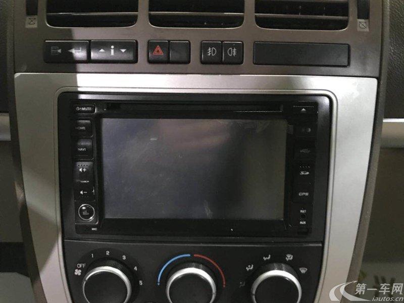别克GL8 2013款 2.4L 自动 7座 经典版 (国Ⅳ)