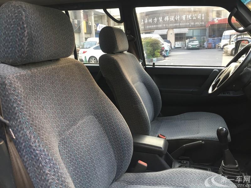 长丰黑金刚 2008款 2.4L 手动 后驱 舒适型 (国Ⅳ)
