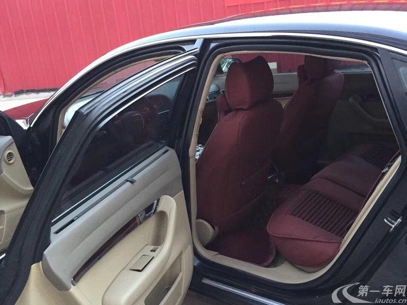 奥迪A6L 2005款 2.4L 自动 豪华型 (国Ⅲ)
